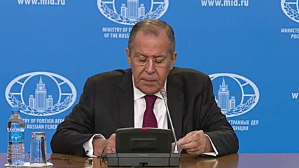Russia: Lavrov reflects on 2018's 'complex' political arena in annual press conference