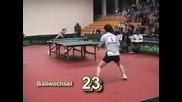 Супер Яко Разиграване На Тенис На Маса Vbox7