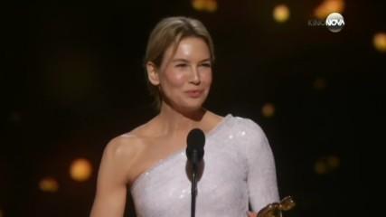 Рене Зелуегър получи ''Оскар'' за най-добра актриса
