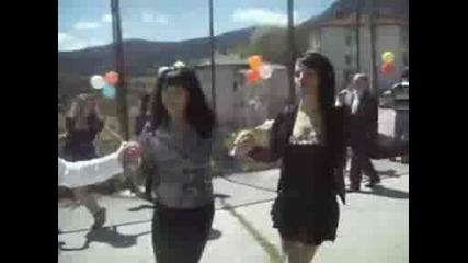 Изпращане на Випуск 2009 в Пги - Смолян