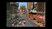 Америка през 40-те, 50-те и 60-те години в цвят