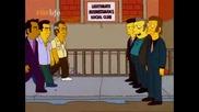 Семейство Симпсън с13е22 - Хоумър става полицай