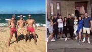 """Какво ще се случи в """"Игри на волята""""? Снимки на изненадващи приятелства заляха Instagram"""