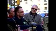 U2 си имат улица в Манхатън