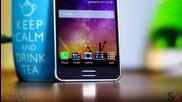 Най-красивият смартфон на Samsung - Galaxy Alpha