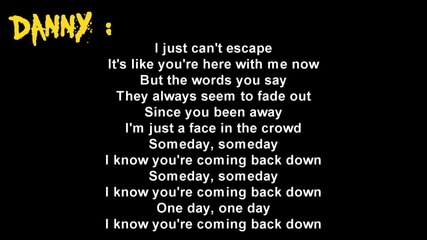 Hollywood Undead - Coming Back Down [with Lyrics]