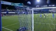гол на Ronaldinho срещу Portsmouth от пряк свободен удар Hq