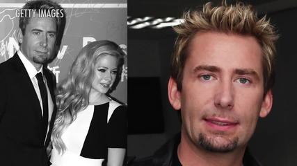 Chad Kroeger Hid Avril Lavigne's Lyme Disease