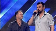 Тончо, Теодор, Валентин и Светозар - X Factor (06.10.2015)