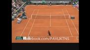 Ana Ivanovic - Ekaterina Makarova Roland Garros 2015
