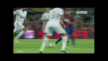 Гол на Иниеста срещу Реал Мадрид