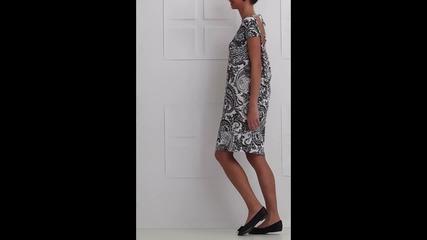 bote - Къса рокля Хилда