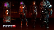 Mass Effect 2 Dlc - Alternate Appearance Pack 2