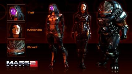 Mass Effect 2 Dlc - Alternate Appearance Pack 2
