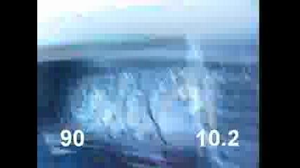 Renault 19 0 - 100 Km/h Sprint
