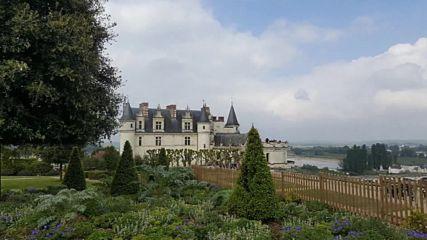 Франция Замъкът Амбоаз / France, Château de Amboise