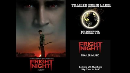 Fright Night 2011 - Letters Vs. Numbers