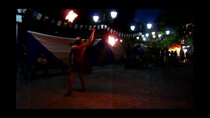 Созопол - Огнено Шоу