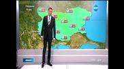 Прогноза за времето (19.04.2015 - сутрешна)