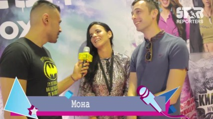 Мона: Бременна съм, но разбрах чак в 3-тия месец!