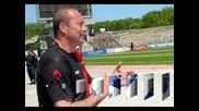Емил Велев е новият старши треньор на Локомотив София