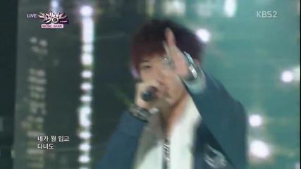 Airplane - Pretty @ Music Bank Hd