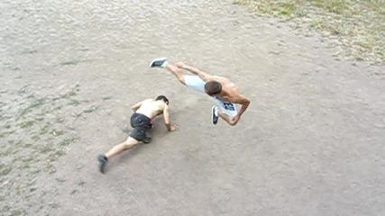 Всичко е възможно - Митко Илиев Демо 2014 - Evdemonia Stunt Team