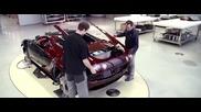 Създаването на Bugatti Veyron 16.4 Grand Sport Vitesse La Finale