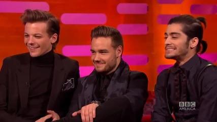 100 % смях! Какво феновете на One Direction мислят за прическата на Зейн!