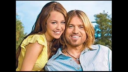 Billy Ray Cyrus ft Miley Cyrus - Ready Set Dont Go - Hq Duet