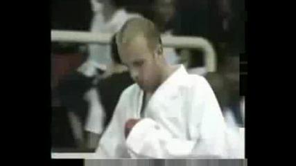 World Kumite R.aghaev (aze) Vs A.biamonti (fra)