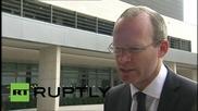 Belgium: EU ministers meet to discuss Mediterranean migrant crisis