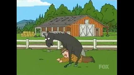 Част от серийка на Family Guy :)