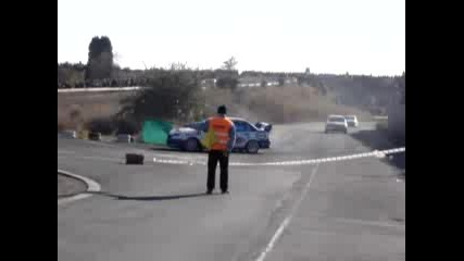 Burgas Rally 2006