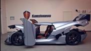 """Koenigsegg Regera """" Autoskin"""" като излязъл от Трансформърс!"""