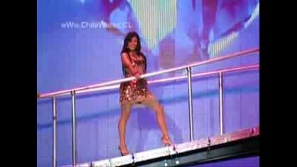 Vanessa Hudgens - Lets Dance Live