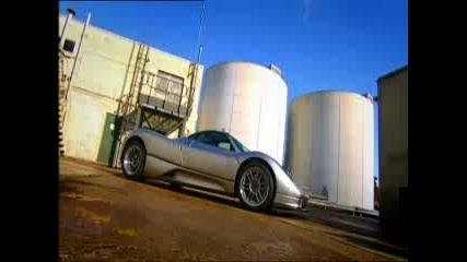 Pagani Zonda Vs Koenigsegg Cc8s