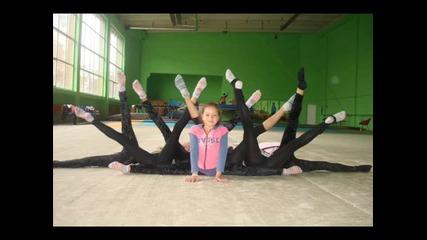 kucheka Gimnastika hit Laxoo Mixx 2013