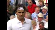 Wimbledon 2008 : Федерер - Жикел