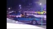 Dodge Charger - Burnout