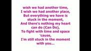 Jjustin Bieber - stuck in the moment (lyrics)
