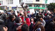 Tunisia: Protesters call for govt to resign in Tunis
