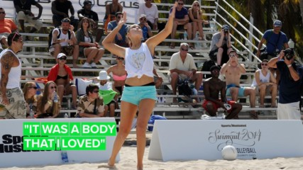 Gigi Hadid says she misses her 'volleyball body'