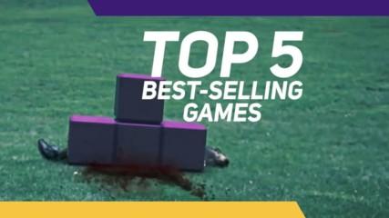 Най-продаваните игри за всички времена