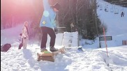 Whaleback Snowskate - Youtube
