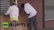 САЩ: Балтимор е готов за безредици, независимо, че обстановката в момента е спокойна