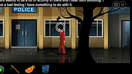 The Silent Age (android) - част 3 - Загадката с отровният бръшлян, пред полицията