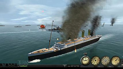 Silent Hunter 4 Wolves of the Pacific: Gold edition + The U-boat Missions & online