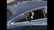 Саркози намекна, че възнамерява да се завърна в политиката