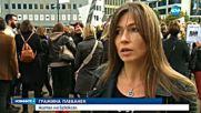 Десетки хиляди на протест срещу забраната на абортите в Полша